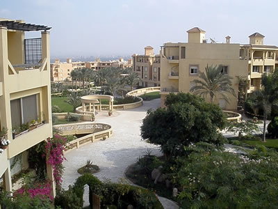 Cityview for rent . Cairo . City View apartment Rent